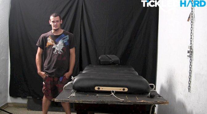 Graham tickle tortured