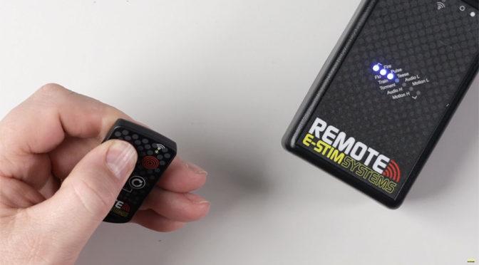 Video: The E-Stim Systems Remote