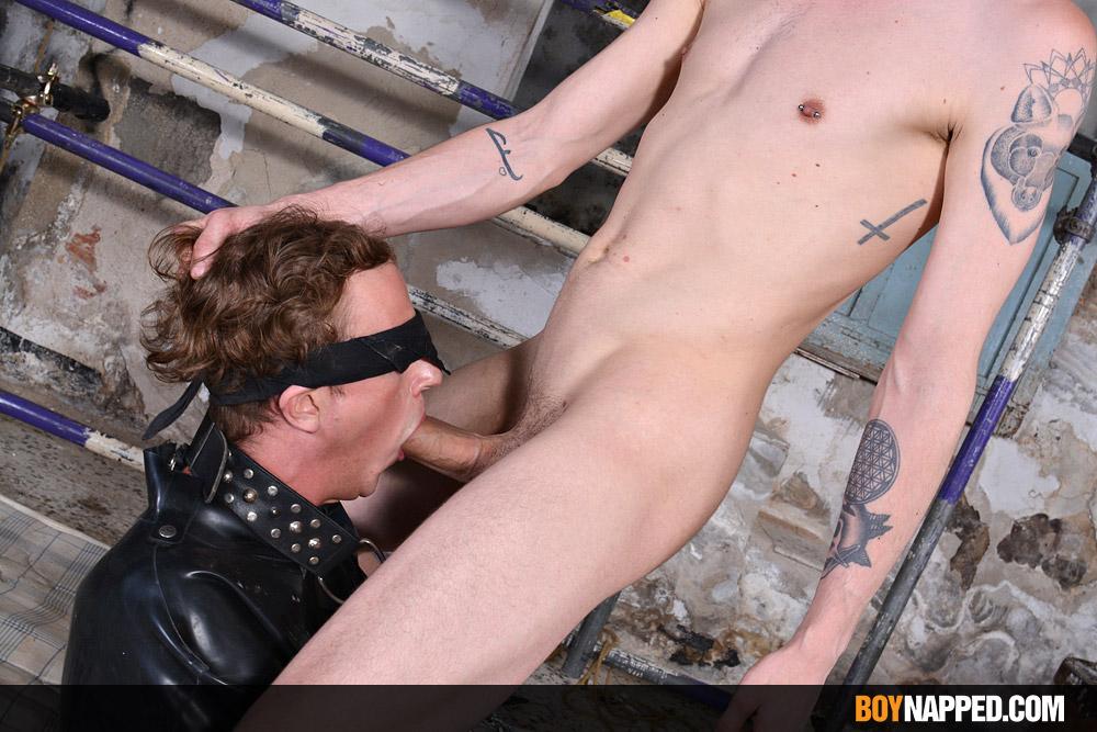 cocksucker is held prisoner