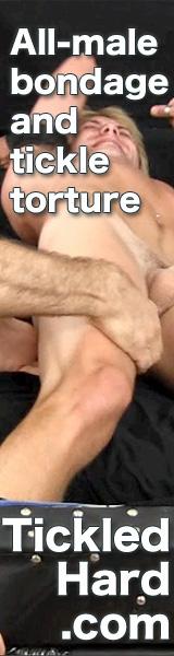 male Pleasure Tickle