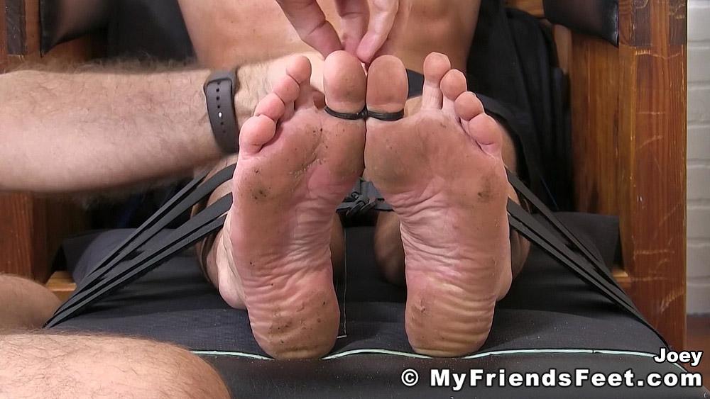 muscle bondage tickling