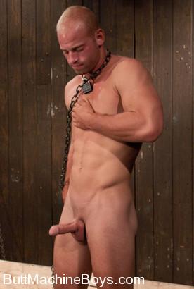 male BDSM Patrick Rouge
