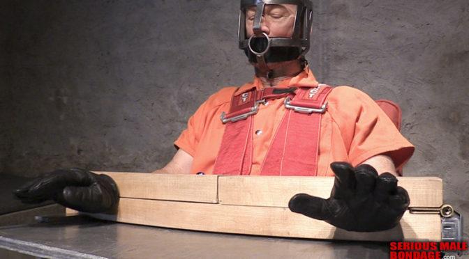 Self-bondage with electromagnets
