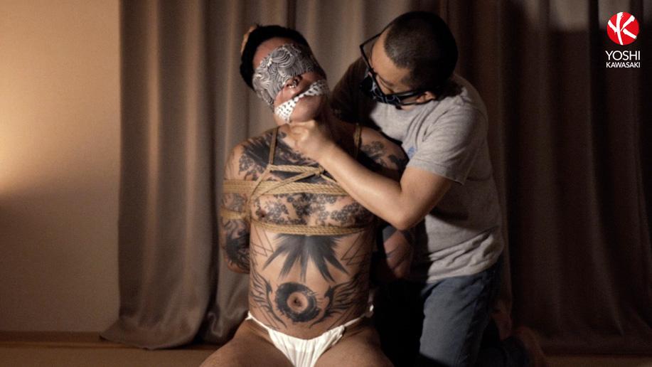 gay shibari bondage