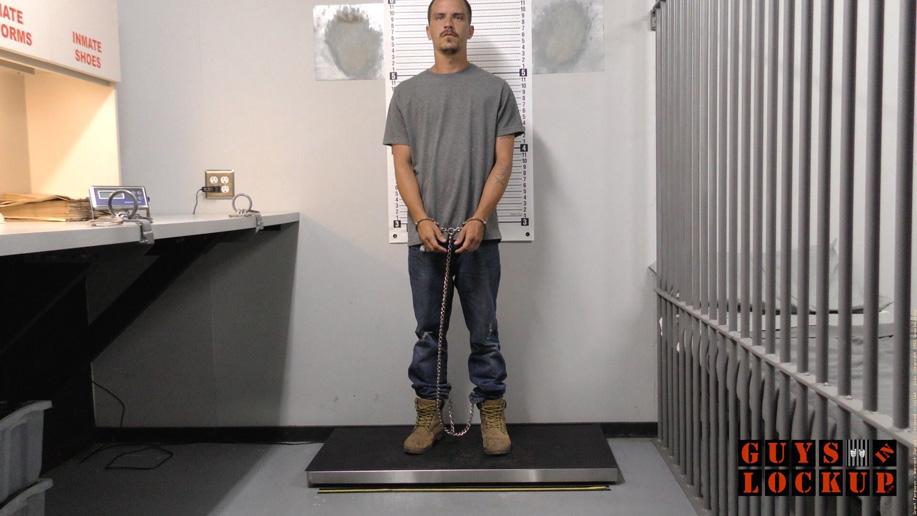 strip search in prison