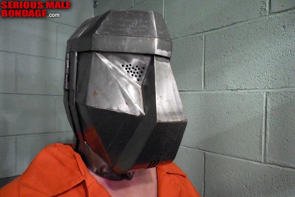 male bdsm head cage