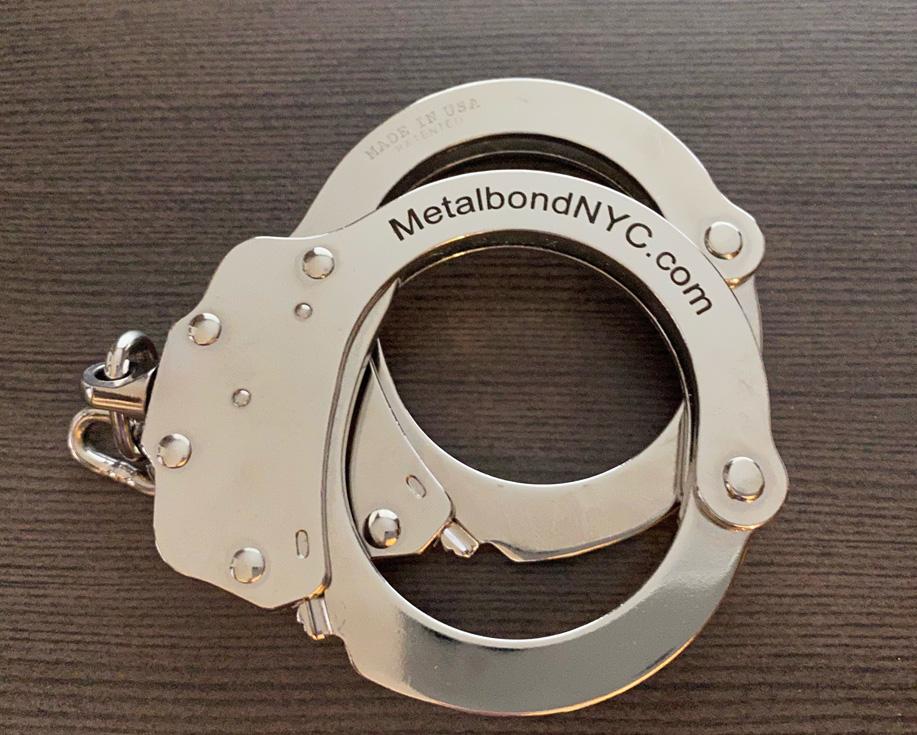 Peerless handcuffs made in USA