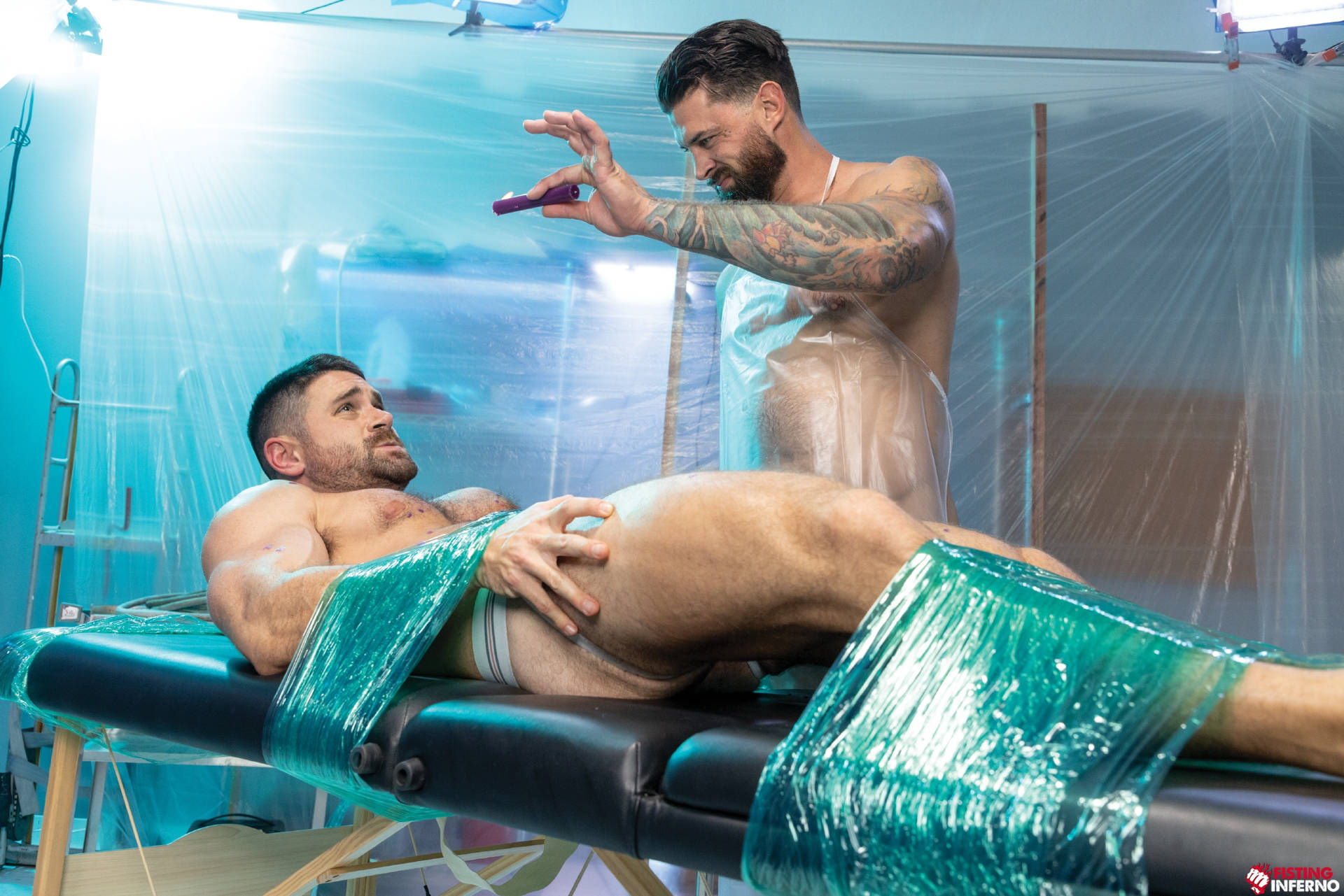 gay porn Beau Butler and Alpha Wolfe