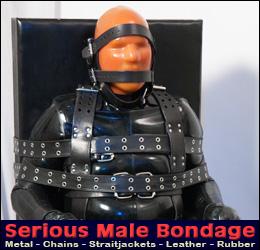 male bondage buddies