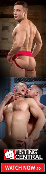 male bdsm Chris Damned and Bryce Hart