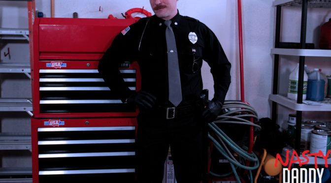 Officer Jack Reed